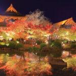 【4月14日まで!】東寺・五重塔のライトアップは年2回!18:30~21:30(最終受付21時)